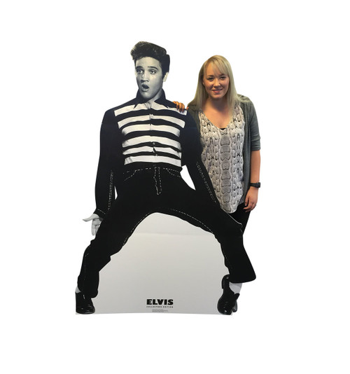 Life-size Elvis - Collector's Edition Cardboard Standup 2