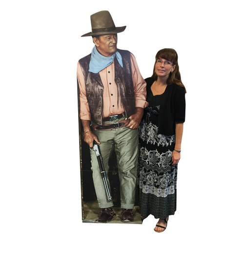 Life-size John Wayne - Collector's Edition Cardboard Standup