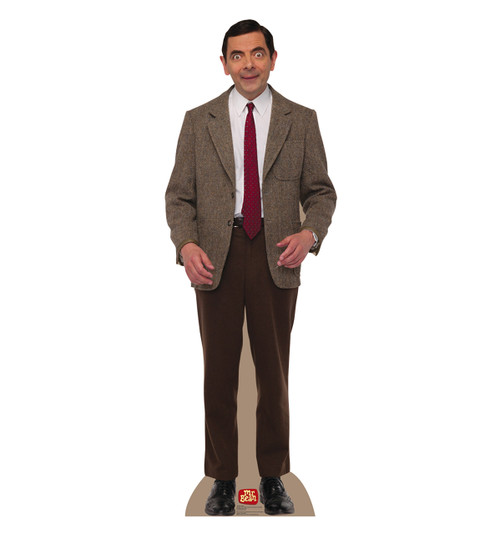 Mr. Bean - Cardboard Cutout