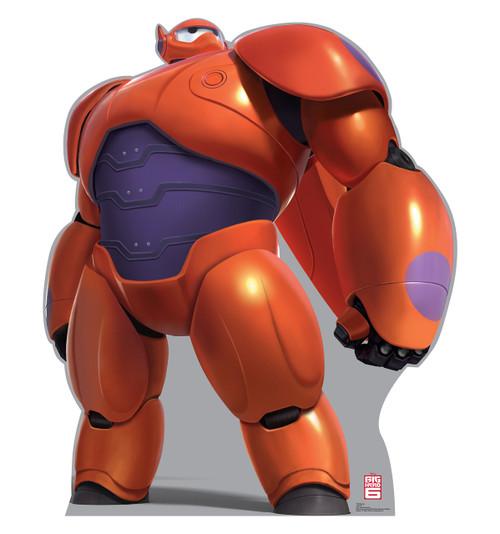 Life-size Baymax - Big Hero 6 Cardboard Standup