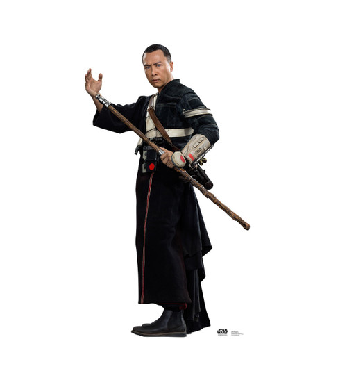 Life-size Chirrut (Rogue One) Cardboard Standup