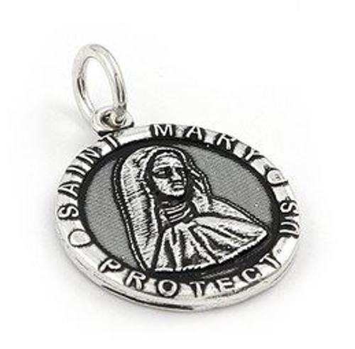 SAINT MARY PROTECT US CHARM