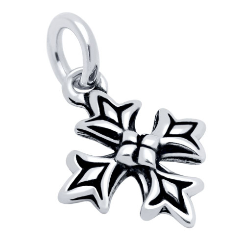 18MM MALTESE CROSS CHARM