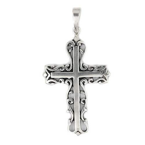 24X39MM CROSS PENDANT