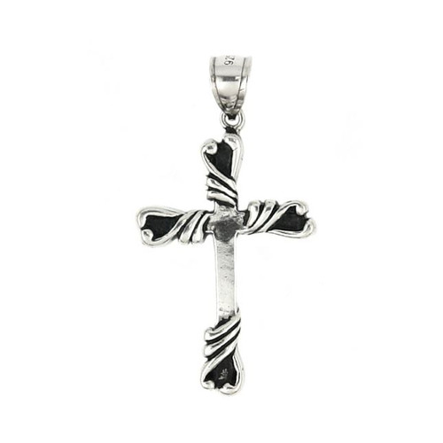 22X36MM CROSS PENDANT