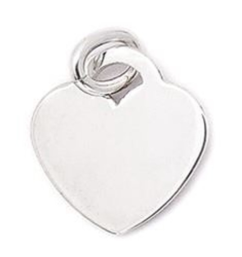 21MM HEART PENDANT