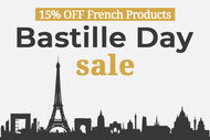 Weekend Flash Sale! A Fête for French Goods!