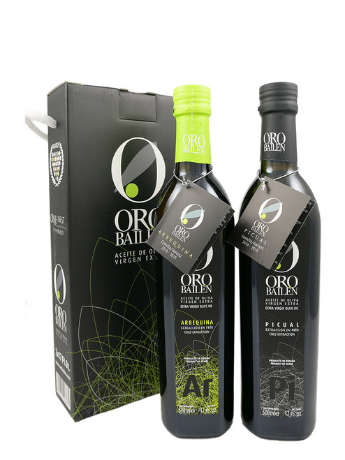 Oro Bailen Reserva Familiar Gift Set