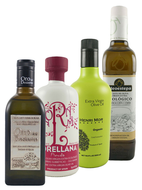 The Organic Spain Package