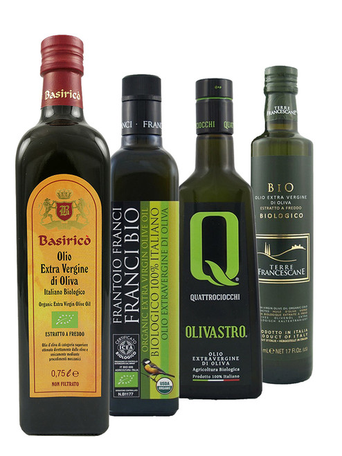 The Organic Italy Package
