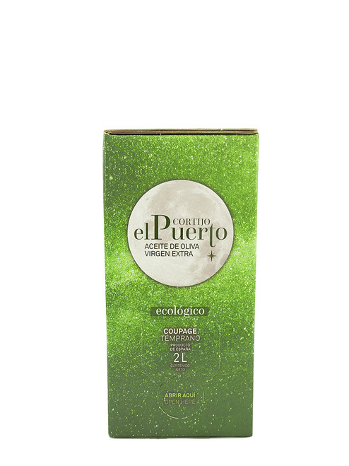 Cortijo el Puerto Organic Temprano Coupage 2L Bag-in-Box