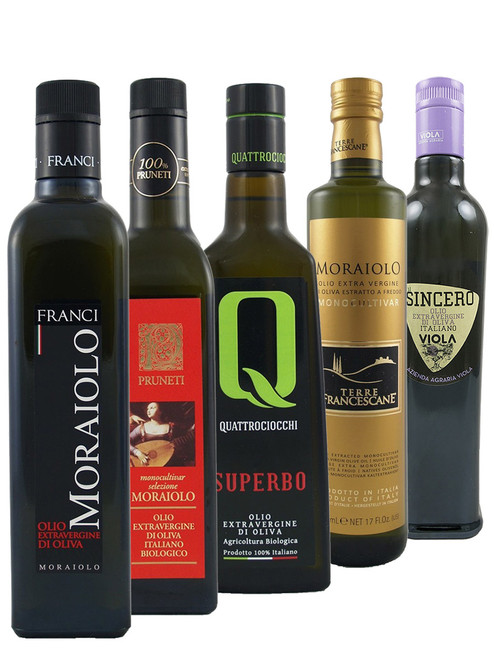 The Moraiolo Maestro Package