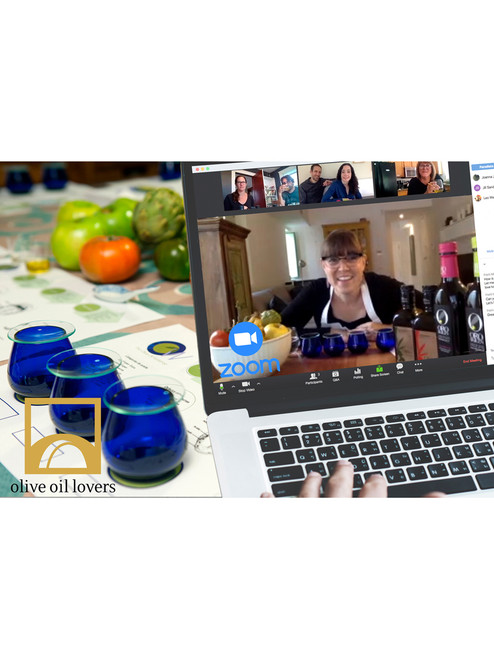 Olive Oil Lovers Tasting Series - 7 August 2020 @ 12PM EST