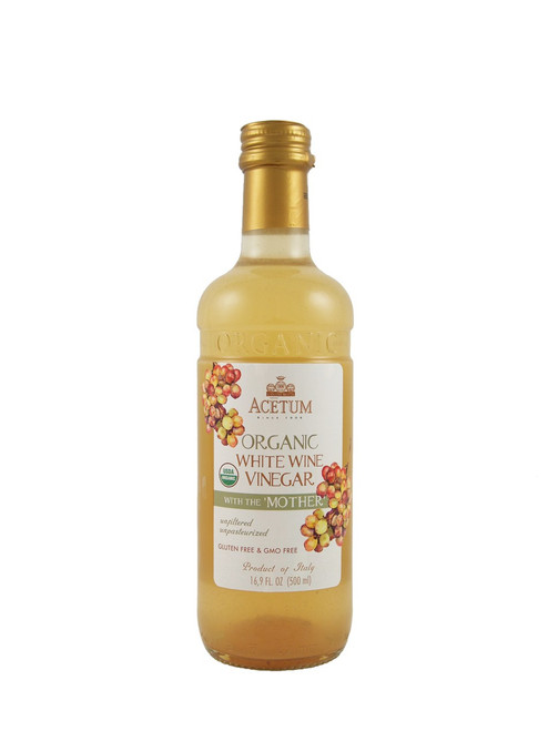 Acetum Organic White Wine Vinegar