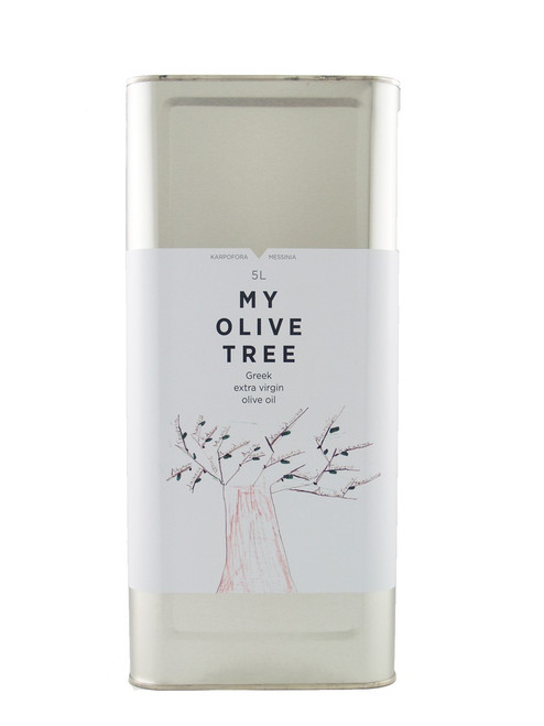 My Olive Tree 5L Tin