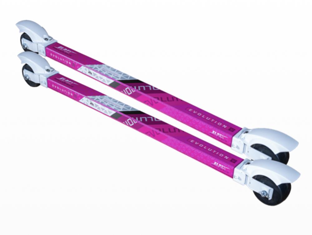 Elpex Evolution V Classic Rollerskis
