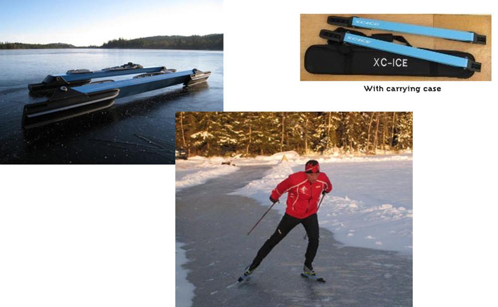 XC Ice Skis