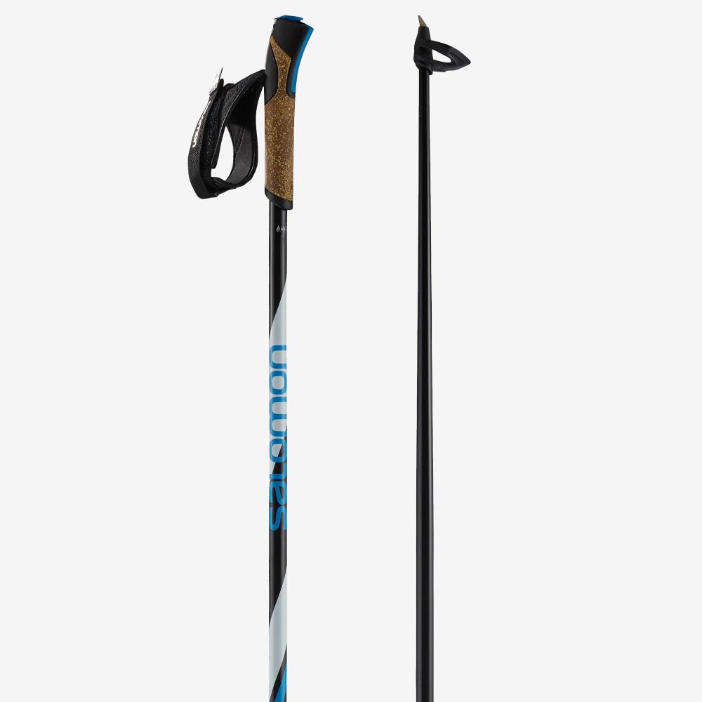 Salomon R 60 Click Nordic Ski Poles