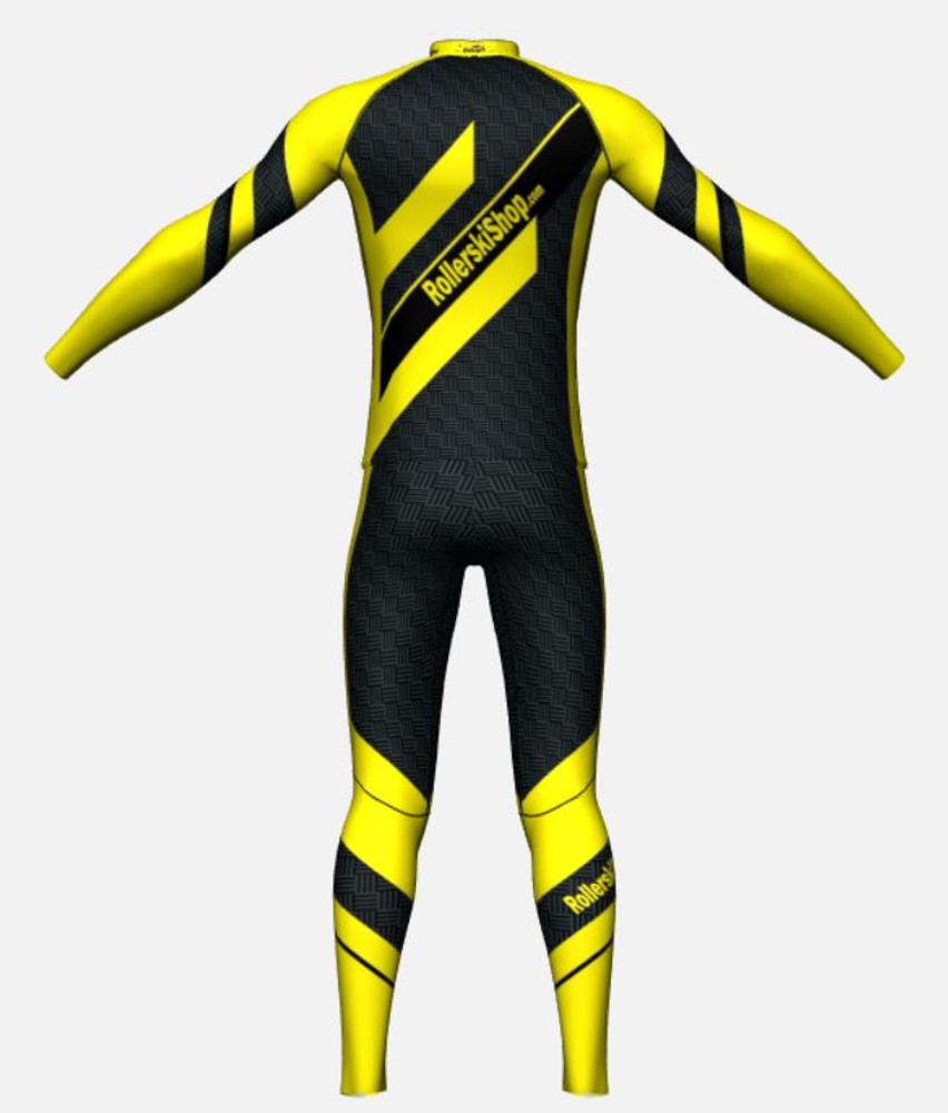 RollerskiShop.com Team Nordic Ski Race Suit