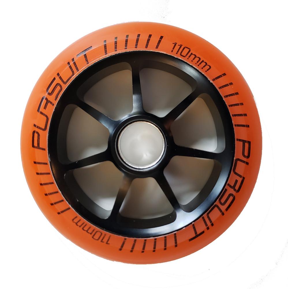 Pursuit 110x24mm unbuilt race wheels