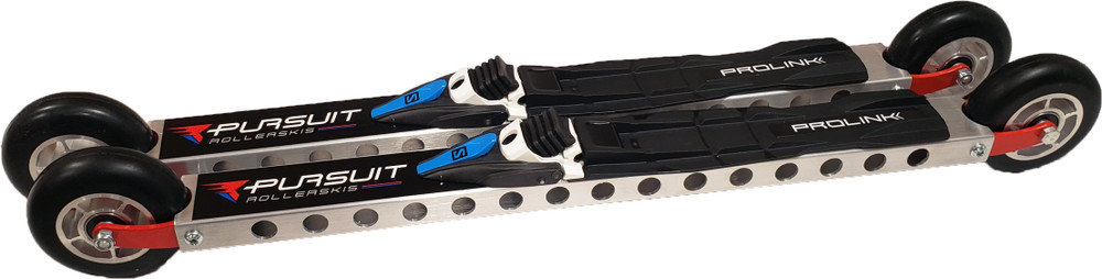 Pursuit Youth Skate Rollerskis with Bindings