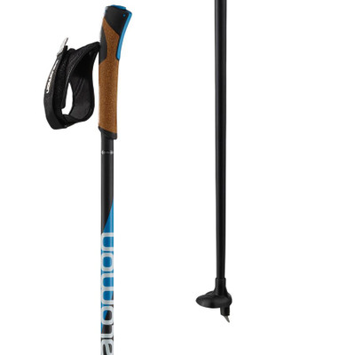 Salomon R Click Ski Poles