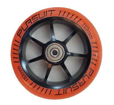 Pursuit 110x24mm built race wheel