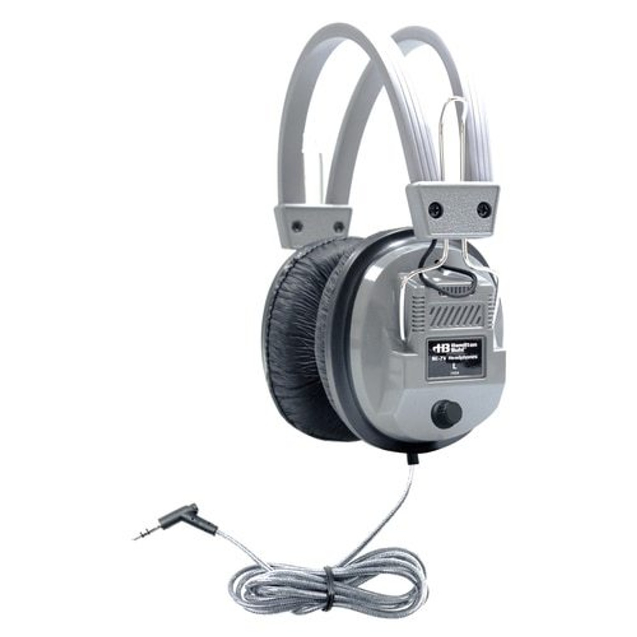 2cde8dce0cb SchoolMate Deluxe Stereo Headphone with 3.5mm Plug, Volume