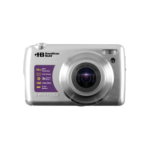VividPro - 18 MP, 8X Optical Zoom Lens Digital Camera