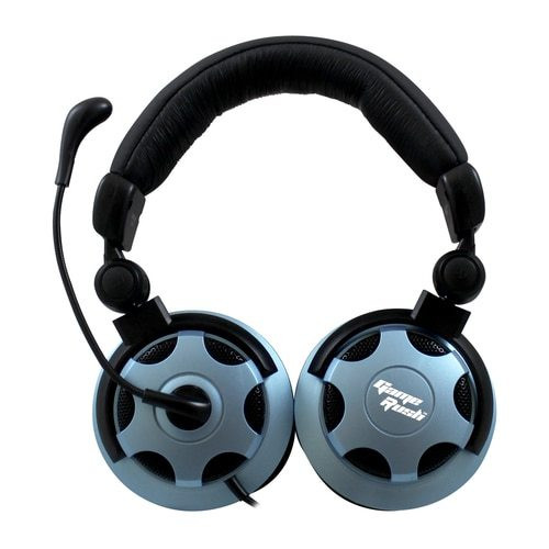 HamiltonBuhl GameRush Headset Custom-Made for Collaborative Gaming for PS3 and PS4