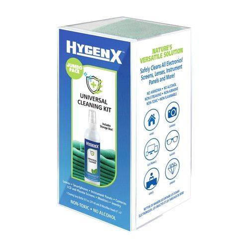 HygenX Universal Cleaning Kit Jumbo Pack