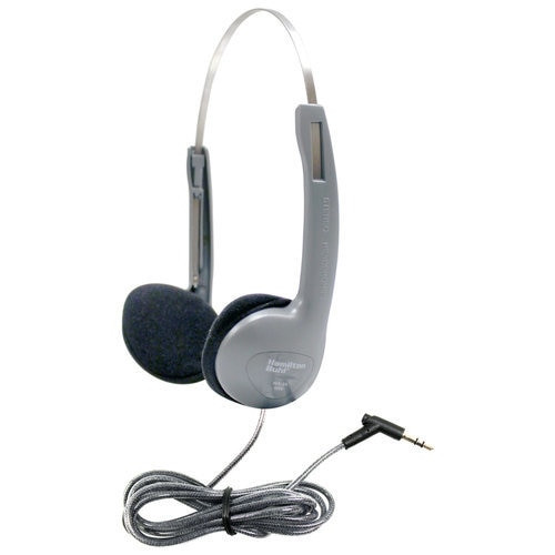 HamiltonBuhl Economical Personal-Sized (On-Ear) Headphone