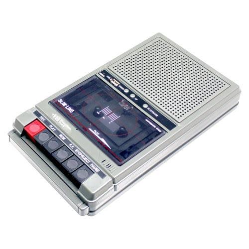 HamiltonBuhl 2-Station Cassette Player, 1 Watt