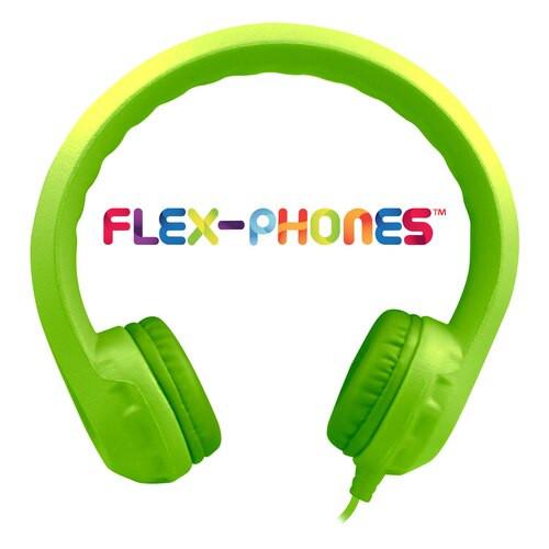 green flex phone