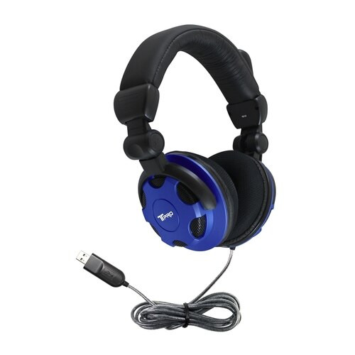 Noise-reducing, deluxe ear cup design to minimize noise for better concentration and focus