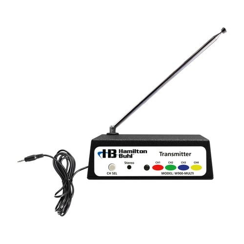 HamiltonBuhl Additional Multi Channeled Wireless Transmitter for 900 Series