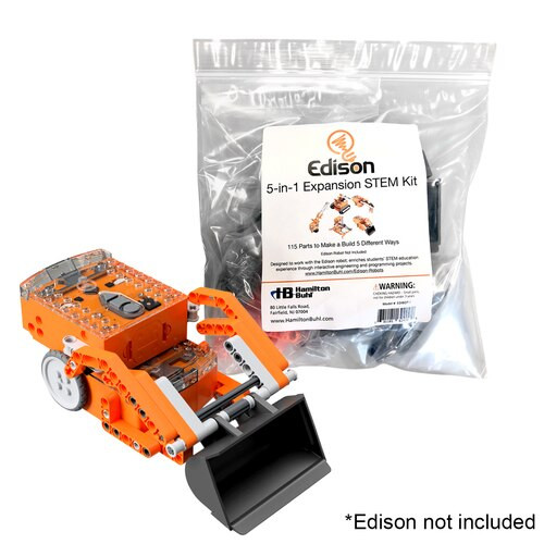 Edibot-C Robot Expansion Construction Kit - STEAM Education
