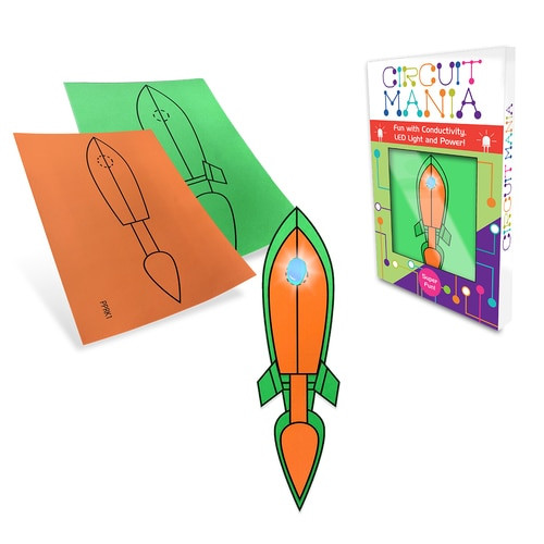 HamiltonBuhl Circuit Mania- STEAM Education – Rocket