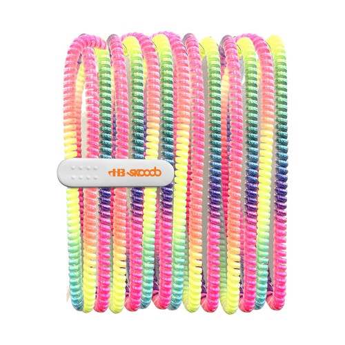 Fun and stylish earphone cable protection - Skooobs.