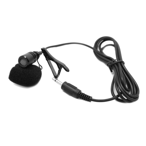 Wired Lapel Mic for Amp-Up (PA25W)