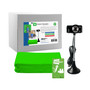 HamiltonBuhl - STEAM Education- Green Screen Production Kit