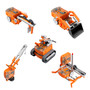 Edison Educational Robot Kit – Set of 30 Edison Robots with 15 Edison Expansion Construction Kits - STEAM Education - Robotics and Coding