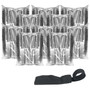 HygenX Sanitary Disposable  Gooseneck Microphone Covers with Velcro Strap - 1,000 Covers