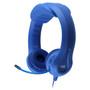 Kid's Flex-Phones™ USB Headset with Gooseneck Microphone – BLUE