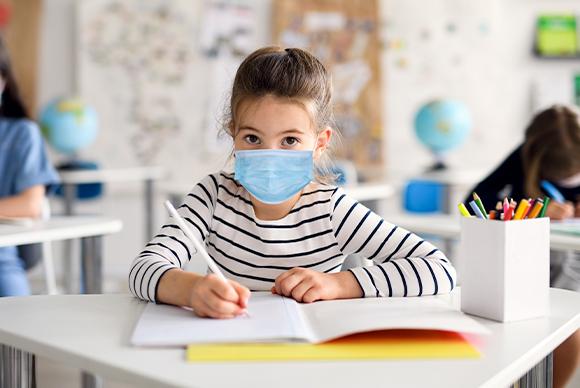 FDA approved kids face masks