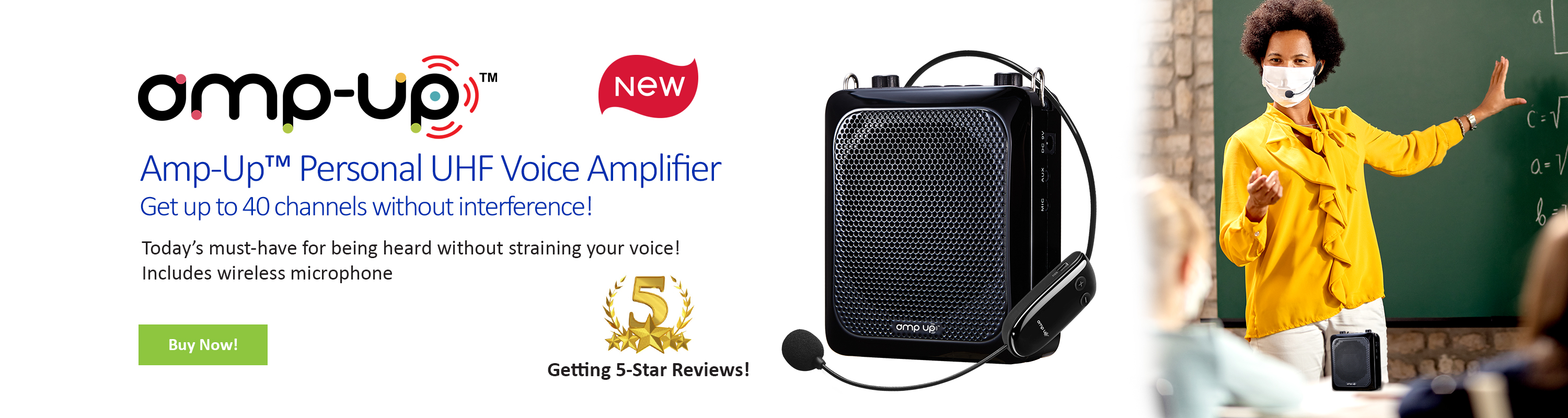 Voice Amplifier