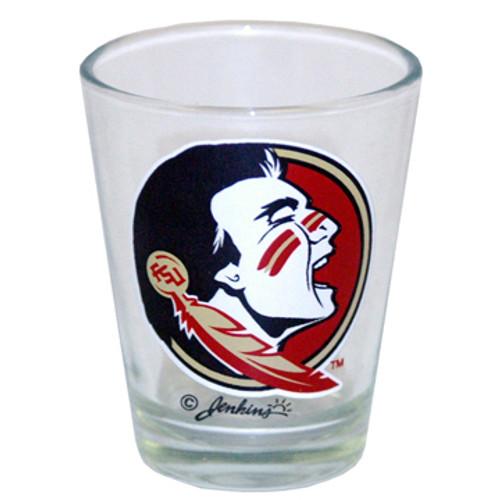 Florida State Seminoles- Logo - Shot Glass 2 oz