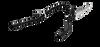 """MBRP 2.5"""" Cat Back, Dual Rear, Black, Ford F-150, V6 EcoBoost 2011 - 2014"""