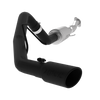 "MBRP 3"" Cat Back, Single Side, Black, Ford F-150 5.0L RC-LB; EC/CC-6.5/5.5 box 2011 - 2014"