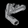 "MBRP 5"" Filter Back, Single, AL, Ford F-250/350/450 6.7L ex. Reg Cab 2017-2020"
